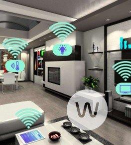 domotica wireless